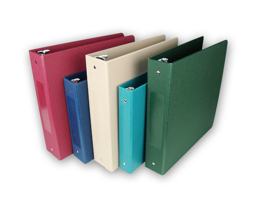 Medical Chart Binders, Poly-Molded Patient Ringbinders | Charts