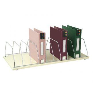 Table-Top Chart Binder Storage Racks - Physician Order Racks