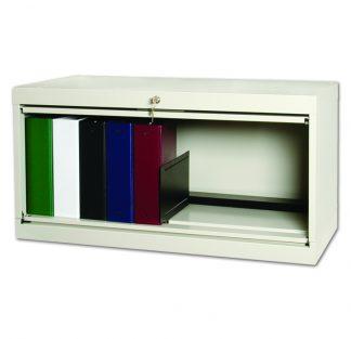 Desktop Chart Binder Storage Cabinet