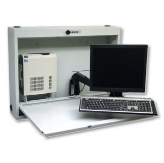 Articulating Arm System – Wall Desk