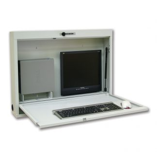 EMR Computer Wall Desk