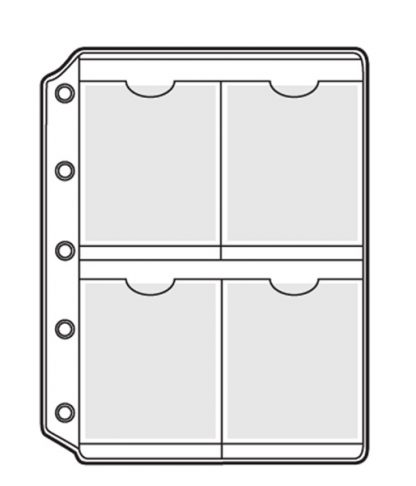 Medical Sheet Protector – Transparent Clear