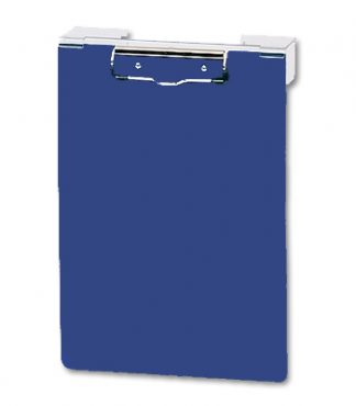 Medical Overbed Clipboard, Poly-Coated Chart Holder