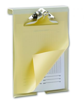 Overbed Privacy Clipboard – HIPAA Compliant
