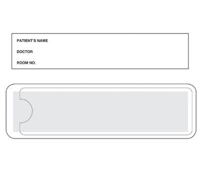 Chart Spine ID Pockets