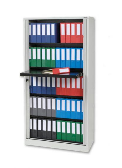 Tambour Door Chart Binder Storage Cabinet – 100% HIPAA Compliant!