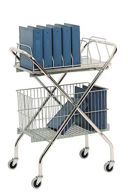 Chart Binder Utility Cart - Durability, Versatility & Value