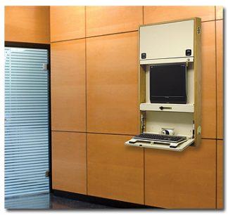EMR Computer Wall Desks