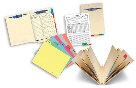 Medical Chart Folders & Filing Products